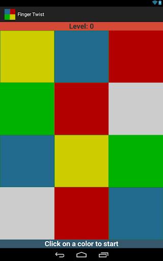 【免費策略App】Finger Twist-APP點子