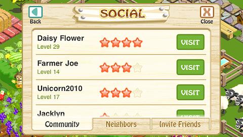 Farm Story™ Screenshot 7