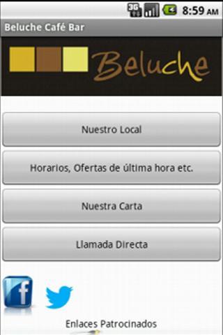 Beluche cafe-bar Burguillos