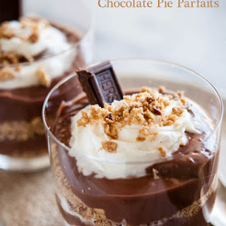 Chocolate Pie Parfaits