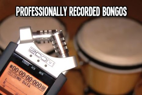Bongos - Dynamic Drums- screenshot thumbnail