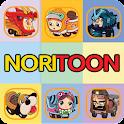 NORITOON-Eng logo