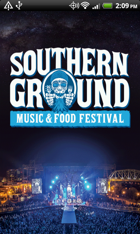 Southern Ground Music & Food - screenshot