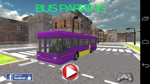 Bus Parking : Free