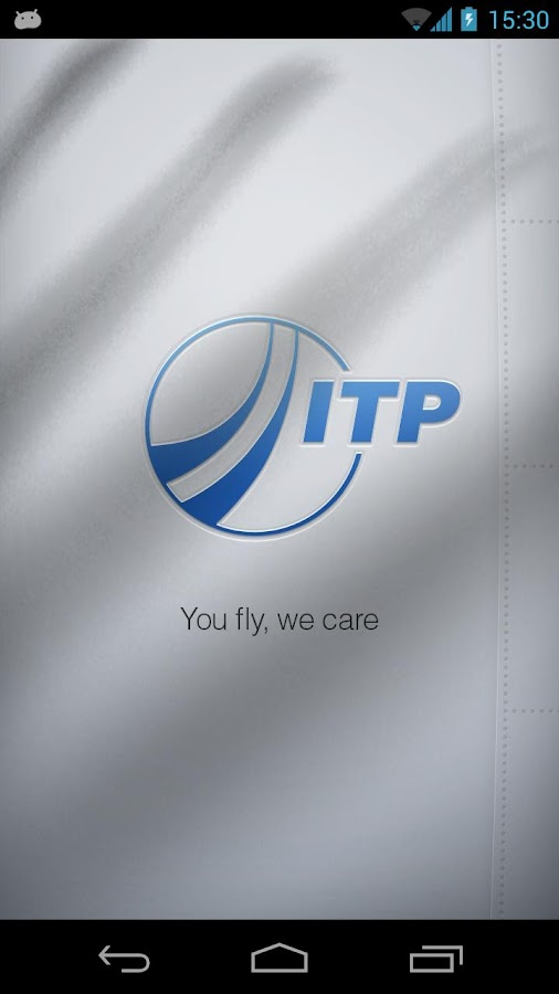 ITP ISS - screenshot