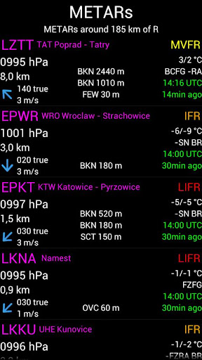 FLY is FUN Aviation Navigation  screenshots 8