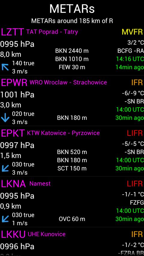 FLY is FUN Aviation Navigation Screenshot 7