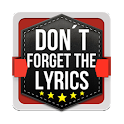 Don't Forget the Lyrics 2 icon