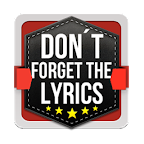 Dont Forget the Lyrics 2