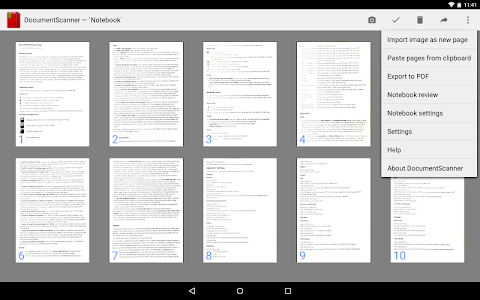 DocumentScanner v1.0.11
