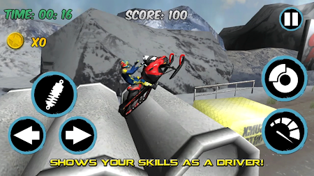 Snow Moto Racing Xtreme 1.0 screenshot 92195