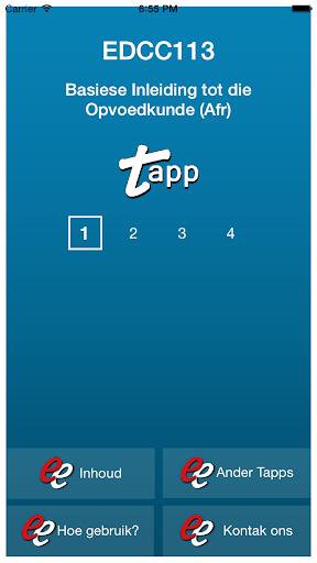 TAPP EDCC411 AFR4