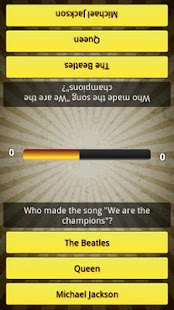 Music Hits Quiz | 1 & 2 player - screenshot thumbnail