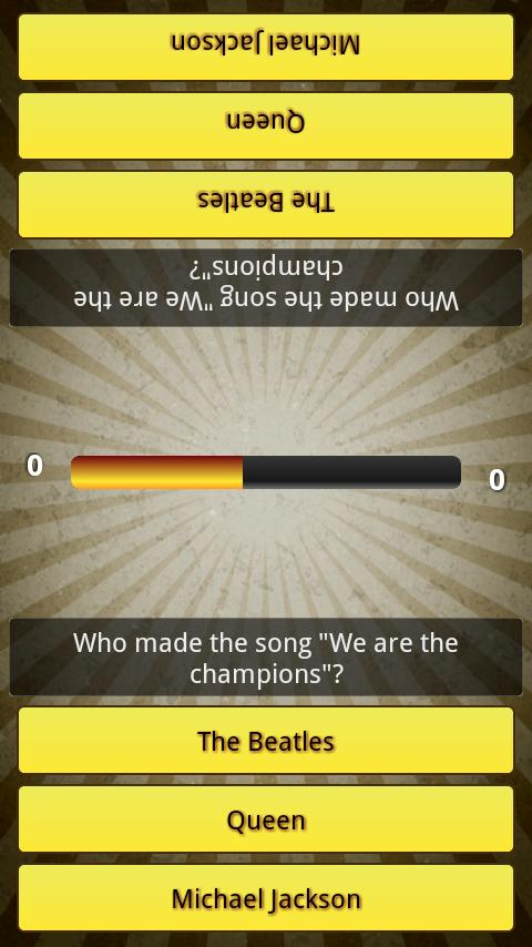 Music Hits Quiz | 1 & 2 player - screenshot