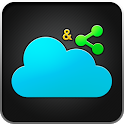 Apk/Apps Share/Send/Backup icon
