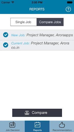 Job Decision