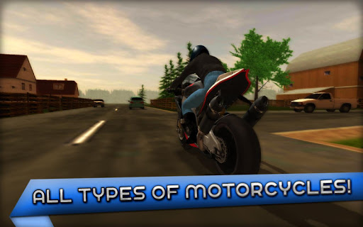 Motorcycle Driving 3D 1.4.0 4