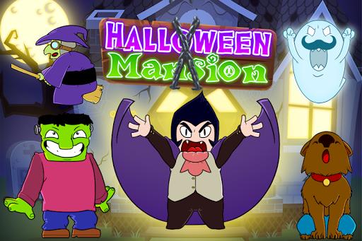 Halloween Mansion - Spooky Inn