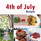 4th of July Recipes icon