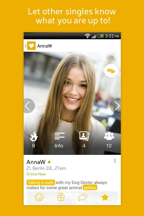 iLove - Free Dating & Chat App- screenshot