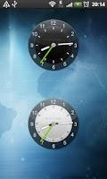 Screenshot of Clock Widget Pack Sense UI