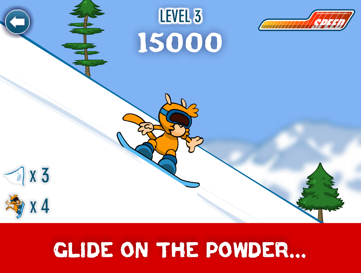 Xtrem Snowboarding - screenshot