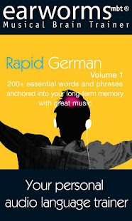 Earworms Rapid German Vol.1 - screenshot thumbnail