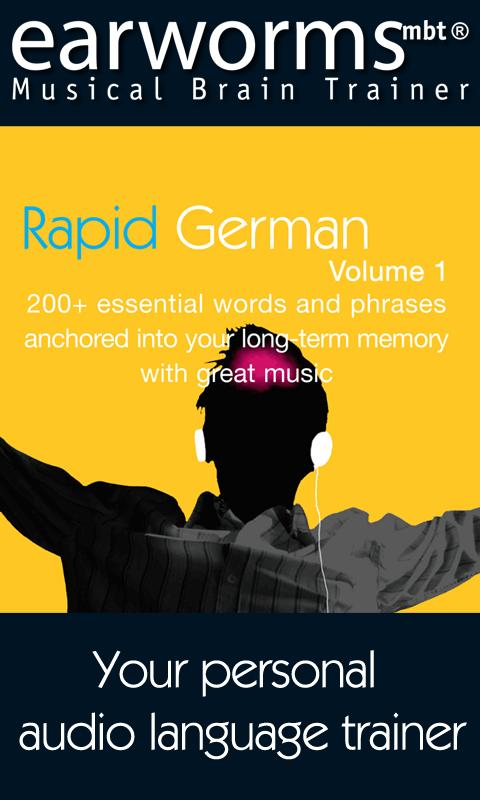 Earworms Rapid German Vol.1 - screenshot