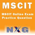 MSCIT Online Exam Practice icon