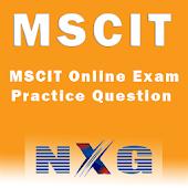 MSCIT Online Exam Practice