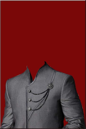 Indian Sherwani Suit Pro