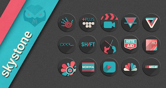 Skystone - Icon Pack v1.0.8