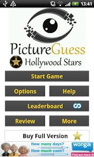 Picture Guess: Hollywood Free - screenshot thumbnail