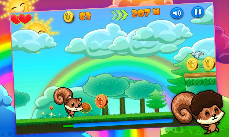 Flying Squirrel- screenshot