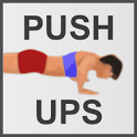 Push-Ups - Chest Exercises icon
