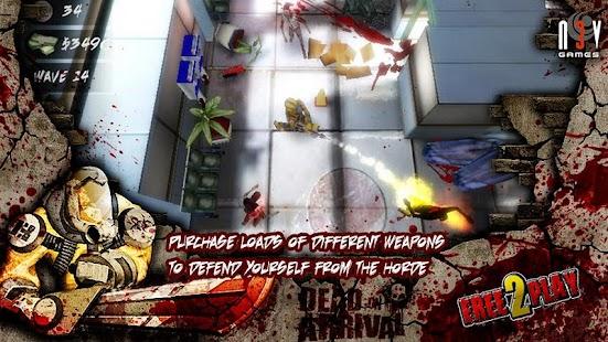 Dead on Arrival Screenshot