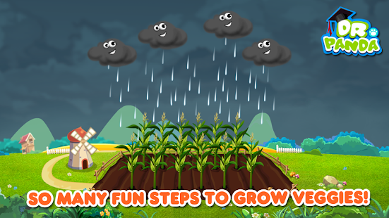 Dr. Panda's Veggie Garden - screenshot thumbnail