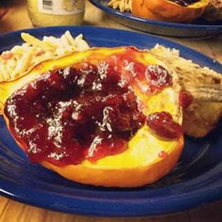 Cranberry Sauce for Acorn Squash