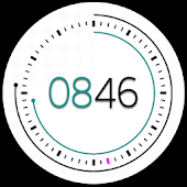 Rings analog clock Free LWP