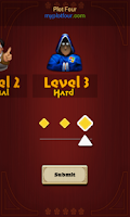 Screenshot of Plot four in a row multiplayer