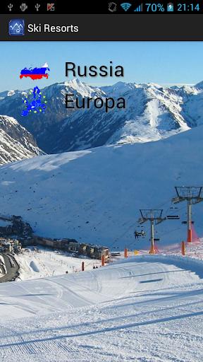 Ski Resorts Lite