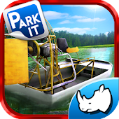 Swamp Boat Parking - 3D Racer APK for Ubuntu