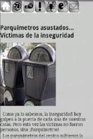 Screenshot of Diario Noticioso