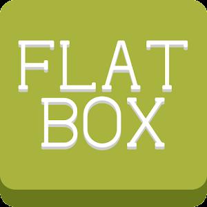 FlatBox - Icon Pack APK