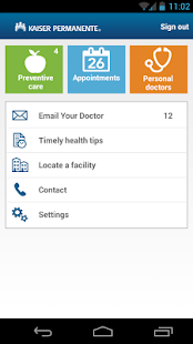 KP Preventive Care (NCAL only) - screenshot thumbnail