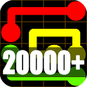 FLOW 20000+ icon