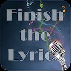 Finish The Lyric icon