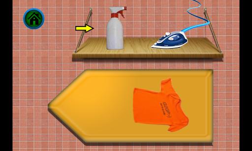 【免費家庭片App】洗孩子衣服2-APP點子