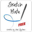 Sketch Mate Free logo