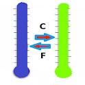 Celsius Fahrenheit Converter icon